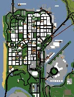 GTA-SanAndreas com - Snapshots Locations Map
