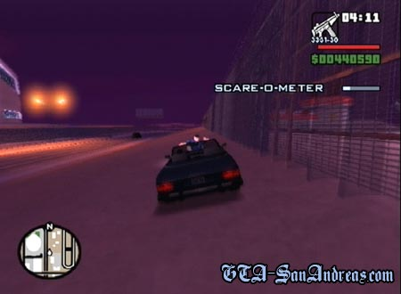 gta san andreas no missions after up up and away
