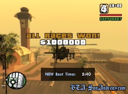 GTA-SanAndreas com - Street Races Guide