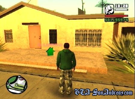 GTA-SanAndreas com - Safe Houses Guide