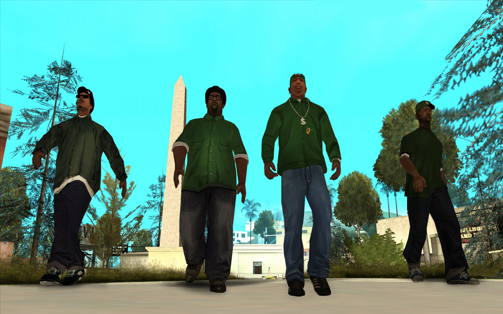 GTA-SanAndreas com - PC Screenshots